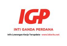 Photo of Lowongan Kerja PT Inti Ganda Perdana (IGP) 2020