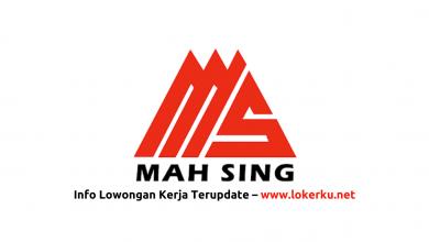 Photo of Lowongan Kerja PT Mah Sing Indonesia 2020