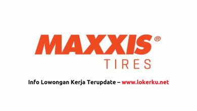 Photo of Lowongan Kerja PT Maxxis International Indonesia 2020