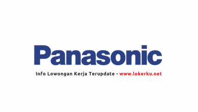 Photo of Lowongan Kerja PT Panasonic Gobel Energy Indonesia 2020