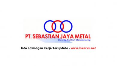 Photo of Lowongan Kerja PT Sebastian Jaya Metal 2020