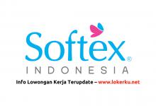 Photo of Lowongan Kerja PT Softex Indonesia 2020