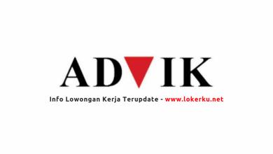 Photo of Lowongan Kerja PT Advik Indonesia 2020