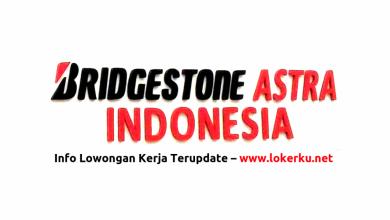 Photo of Lowongan Kerja PT Bridgestone Astra Indonesia