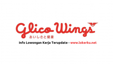 Photo of Lowongan Kerja PT Glico Wings Agustus 2020