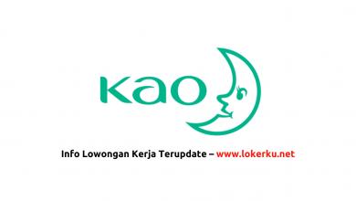 Photo of Lowongan Kerja PT Kao Indonesia Chemicals 2020