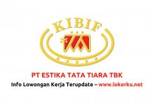 Photo of Lowongan Kerja PT Estika Tata Tiara Tbk 2020