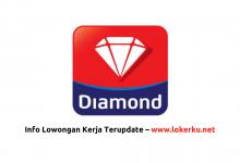 Photo of Lowongan Kerja PT Diamond Cold Storage Juli 2020