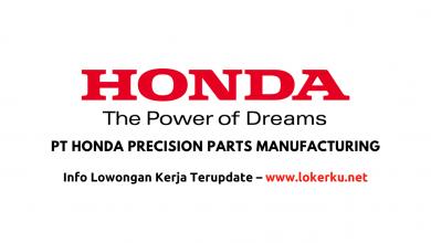 Photo of Lowongan Kerja PT Honda Precision Parts Manufacturing (HPPM) 2020