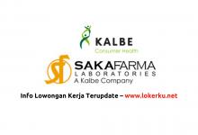 Photo of Lowongan Kerja PT Saka Farma Laboratories Juli 2020