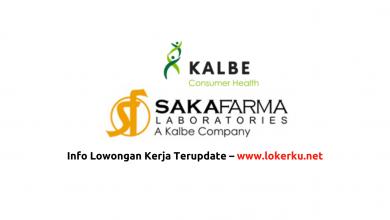 Photo of Lowongan Kerja PT Saka Farma Laboratories Juni 2020