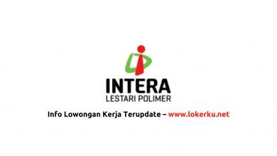 Photo of Lowongan Kerja PT Intera Lestari Polimer 2020