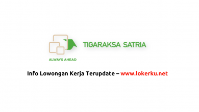 Photo of Lowongan Kerja PT Tigaraksa Satria Tbk 2020