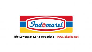 Photo of Lowongan Kerja Indomaret Jakarta Oktober 2020