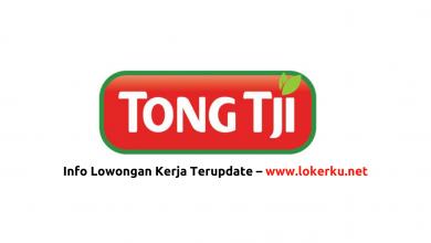 Photo of Lowongan Kerja Tong Tji Oktober 2020