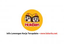 Photo of Lowongan Kerja PT Eka Bogainti (HokBen) 2020