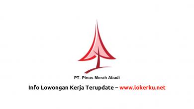 Photo of Lowongan Kerja PT Pinus Merah Abadi 2020