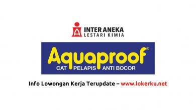 Photo of Lowongan PT Inter Aneka Lestari Kimia Oktober 2020