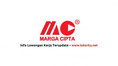Photo of Lowongan Kerja PT Margacipta Wirasentosa Agustus 2020