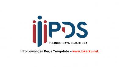 Photo of Lowongan Kerja PT Pelindo Daya Sejahtera Oktober 2020