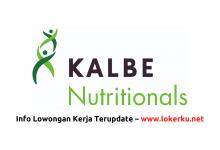 Photo of Lowongan Kerja Kalbe Nutritionals Oktober 2020