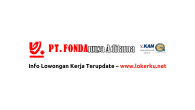 Photo of Lowongan Kerja PT FONDAnusa Aditama Oktober 2020