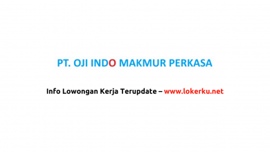 Photo of Lowongan Kerja PT Oji Indo Makmur Perkasa Oktober 2020