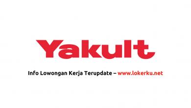 Photo of Lowongan Kerja PT Yakult Indonesia Persada Oktober 2020